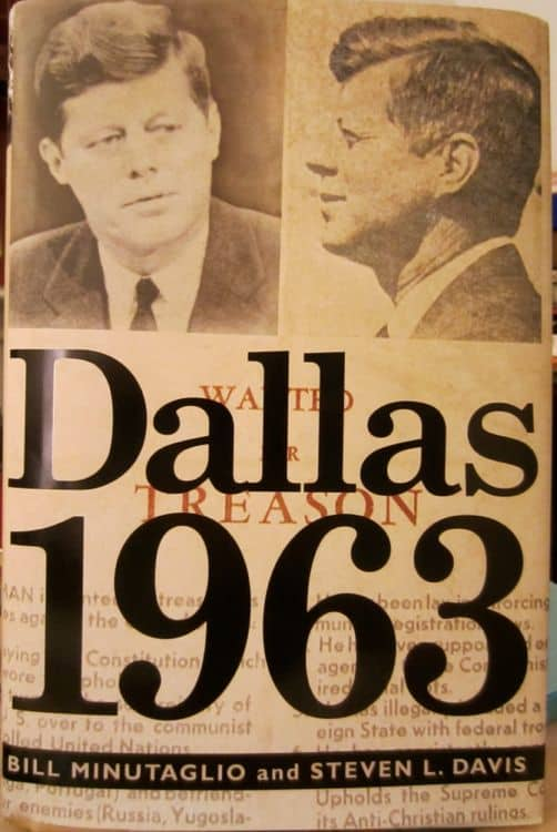 Dallas 1963 book