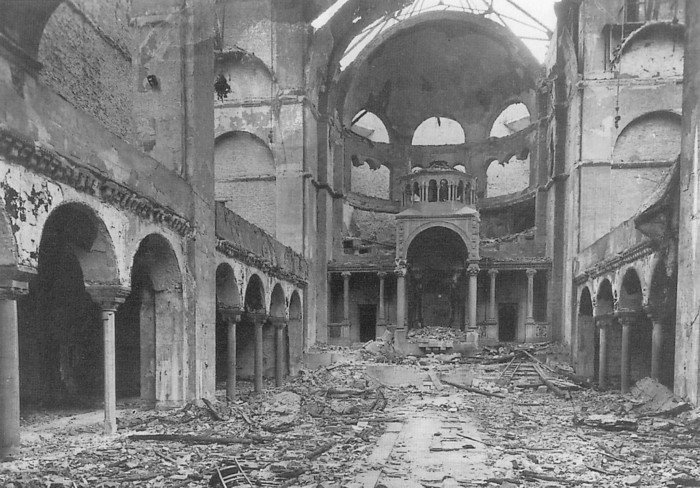 Kristallnacht Night of Destruction