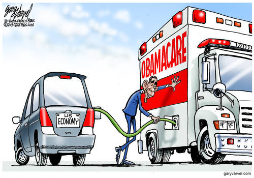 Who Is This Man Siphoning The US Economy To Power The Health System?