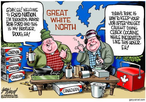 Canadians Have A Few Things To Teach Their Southern Cousins, Not All Good, Eh