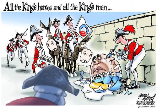 Editorial Cartoons by Gary Varvel - gv2013131124dAPC - 24 November 2013