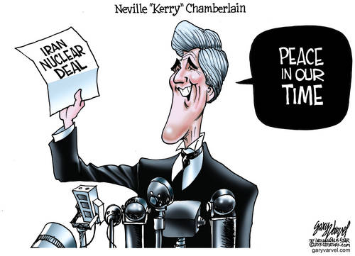 Clueless Politicians Love To Declare Peace In Our Time