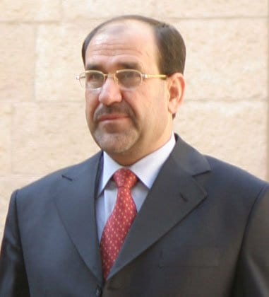 nouri al maliki with bush 2006
