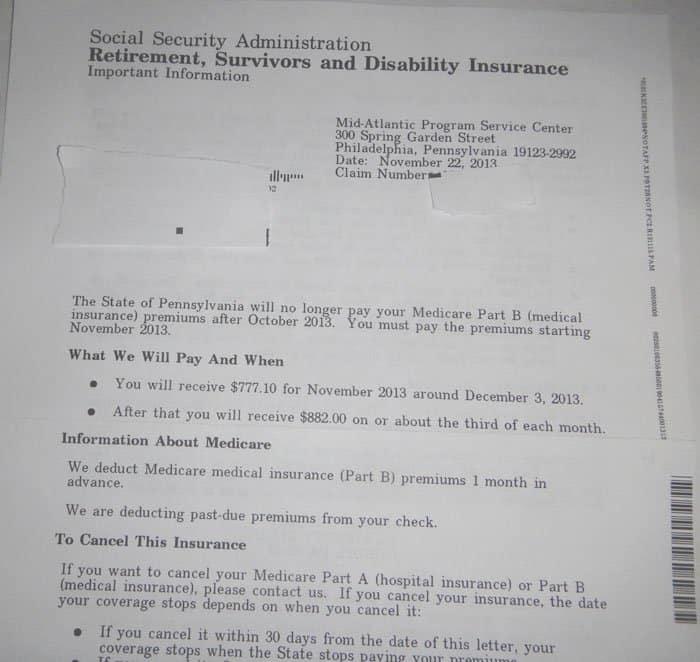 seniors lose part social security