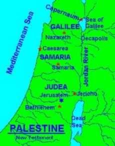 Judea and Samaria is integral part of the Jewish Homeland