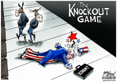 The Knockout Game, Popular With Democrats, Picks On The Weak Or Unaware