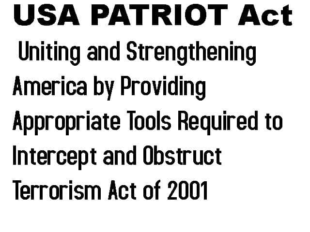 usa patriot act1