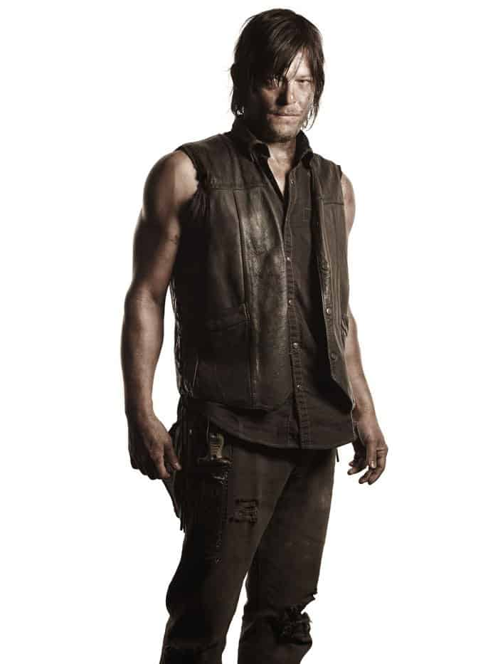 Norman Reedus as Daryl