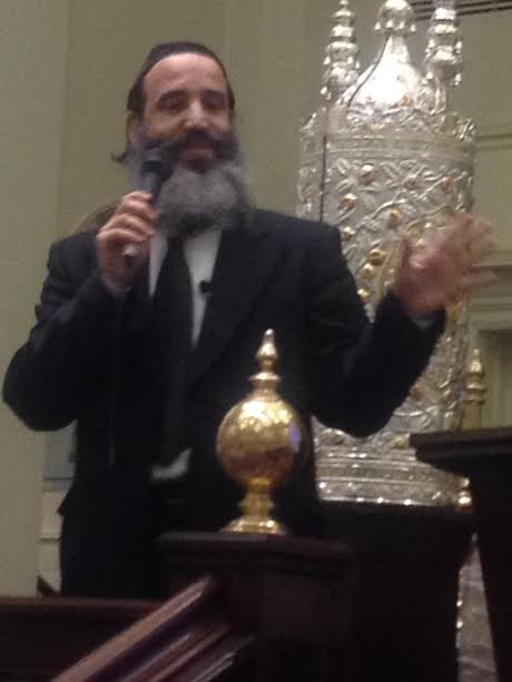 Rabbi Yitzhak Fanger