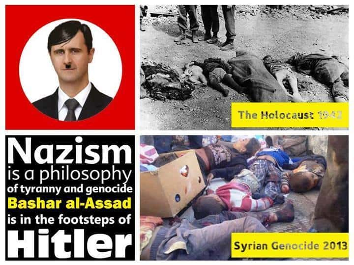 Syria Nazism