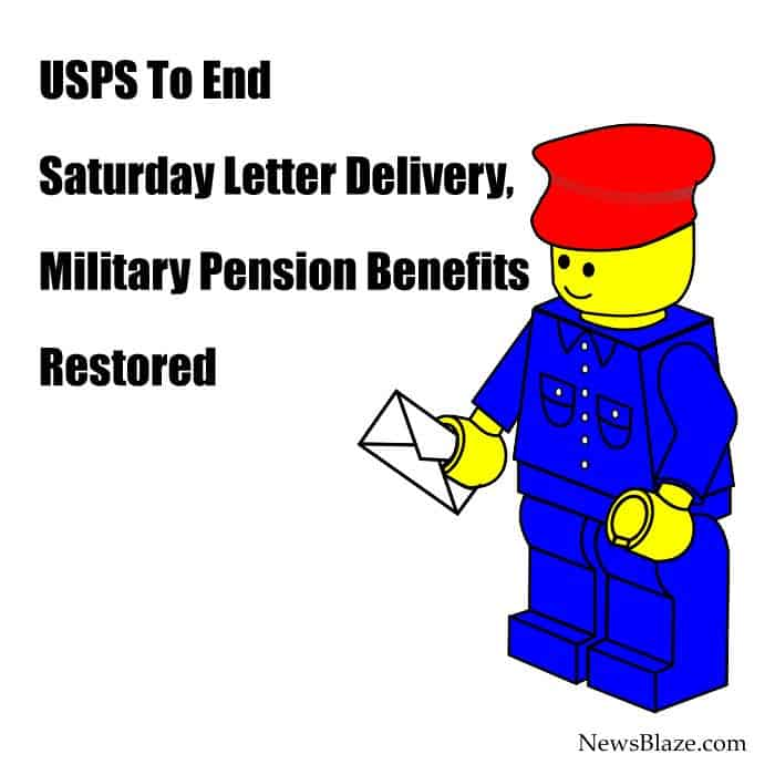 usps saturday delivery