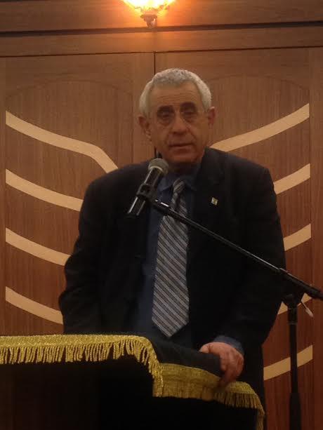 Kedar January 2014 American Jewish University Photo Nurit Greenger