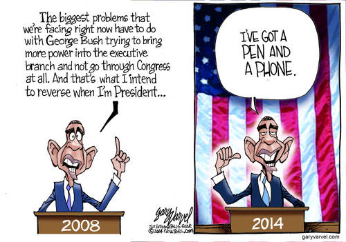 Editorial Cartoons by Gary Varvel - gv2014140216dAPC - 16 February 2014