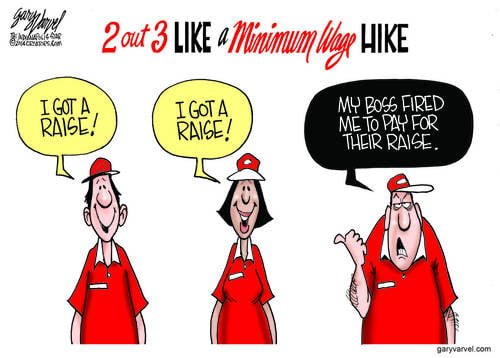 Perfect Time To Increase The Minimum Wage, Now, While The Economy Is Good