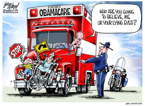 Democrats Ignore Obamacare Casualties No Matter Who Points Out The Problems