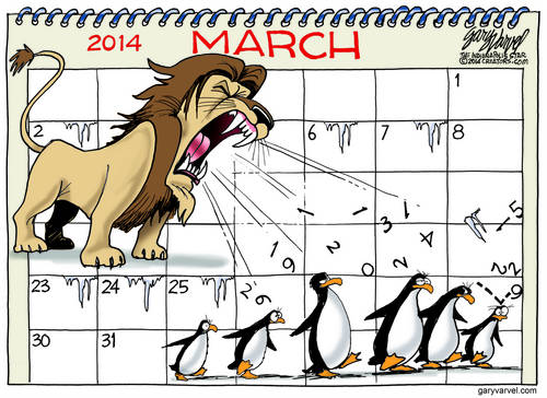 Editorial Cartoons by Gary Varvel - gv2014140327dAPC - 27 March 2014