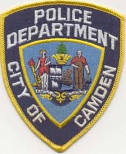 camden police department badge