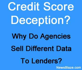 credit score deception