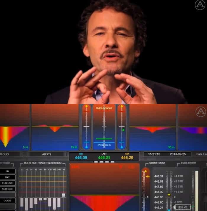 explaining stealth trader