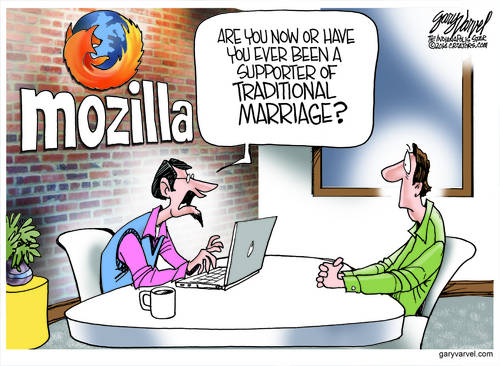 Mozilla, The Tech Company, Changes Its Pre-Employment Questions