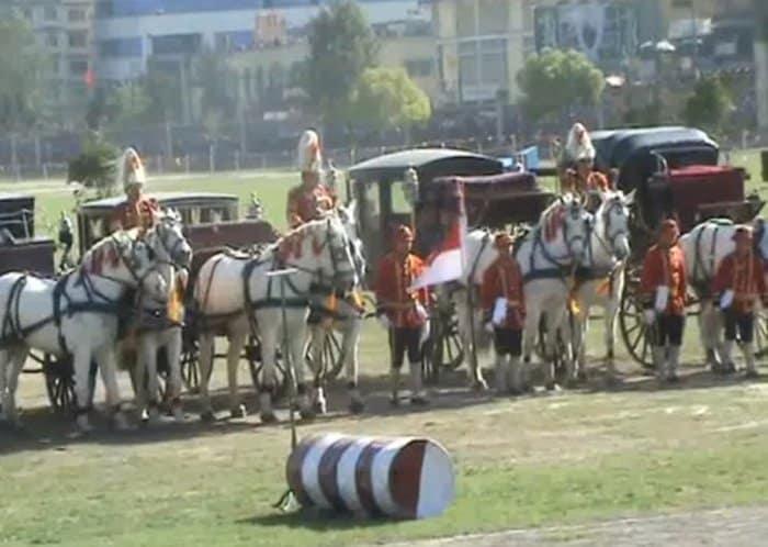 horse festival nepal