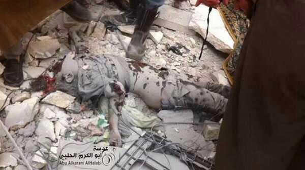 AssadWarCrime ChlorineGas