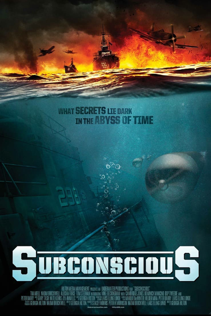 SUBCONSCIOUS POSTER SMALL