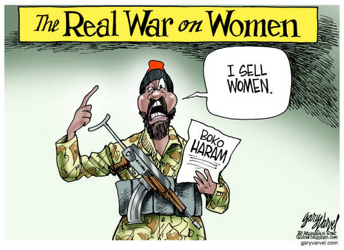 The Real War On Women Shows Its Ugly Face And People Finally See It, But Some Do Not