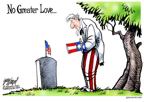 Greater Love Has No One Than This: To Lay Down Ones Life For Ones Friends