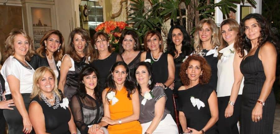 Hadassah Haifa Nalka All the ladies of Hadassah Haifa Nalka chapter Photo by Orly Halevy