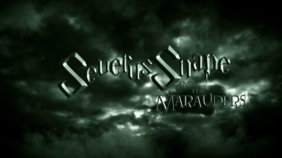 Severus and The Marauders