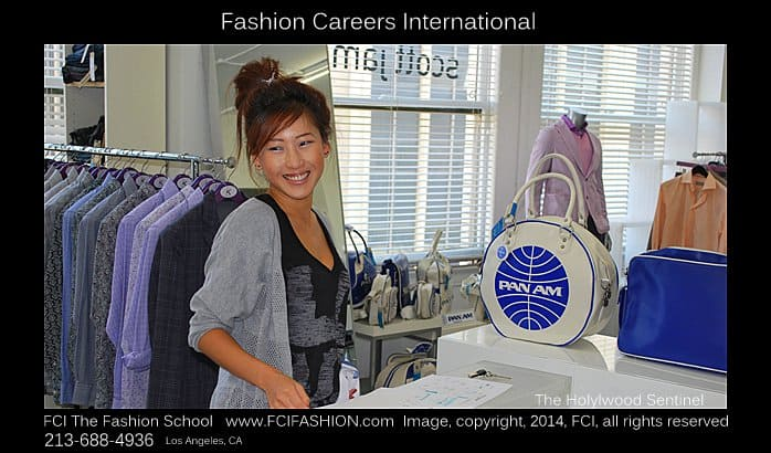 Fci The Fashion School Leads West Coast Capital Of World Los Angeles