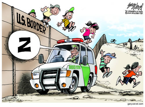 New Border Patrol Strategy Doing Exactly As Expected