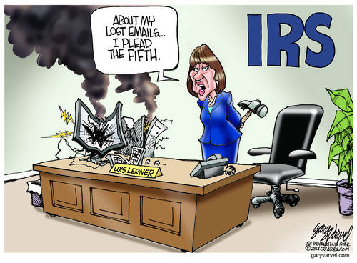 Tragedy: Poor Lois, The IRS Forgot To Back Up Her PC And It Self Destructed