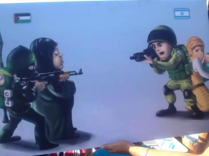 Hamas Vs Israel NO moral equivalence
