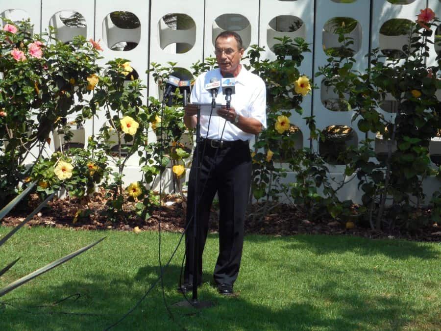 Klaus Benamy Hackel El Al station manager at the time of the terror attack speaks
