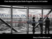 Chris Markowski, Watchdog on Wall Street