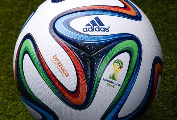 Brazuca Ball