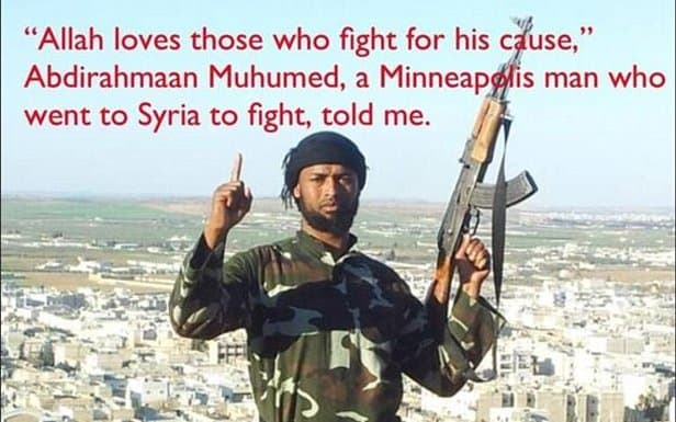 ISIS Moves US Arms to Syria