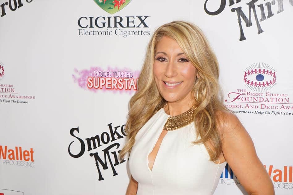 Lori Greiner from TV show Shark Tank - Photo by Orly Halevy
