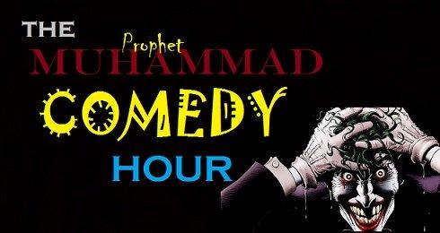 prophet muhammad comedy hour.