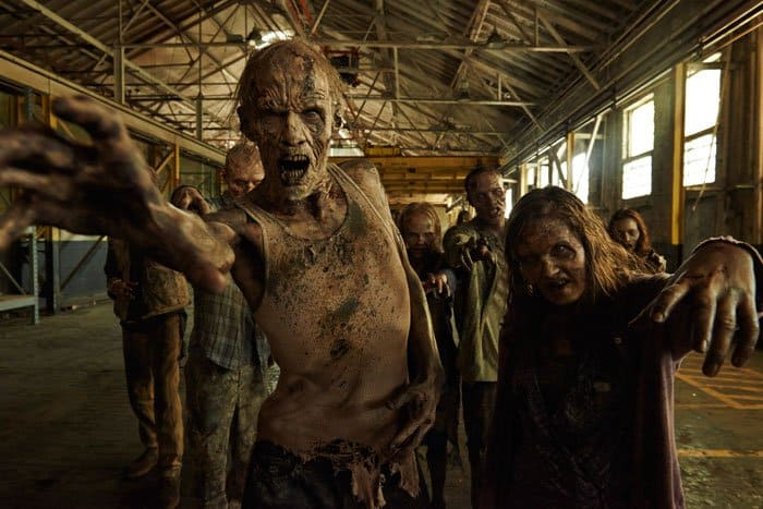 Zombies, The Walking Dead