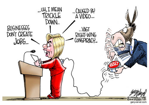 Editorial Cartoons by Gary Varvel - gv2014141031dAPC - 31 October 2014