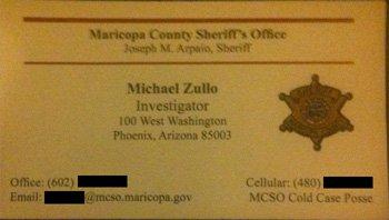 michael zullo businesscard