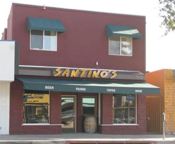 santinos restaurant