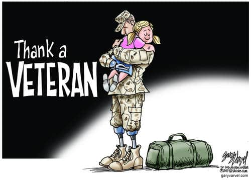 Thank A Veteran For What We Have. Freedom Is Not Free