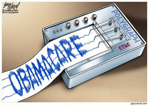 Editorial Cartoons by Gary Varvel - gv2014141113dAPC - 13 November 2014