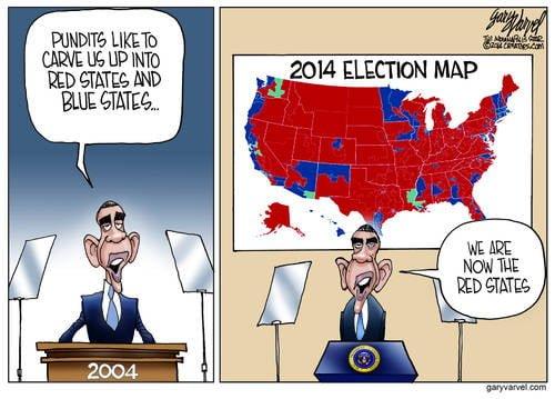 Editorial Cartoons by Gary Varvel - gv2014141116dAPC - 16 November 2014