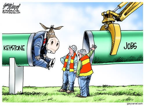 Editorial Cartoons by Gary Varvel - gv2014141124dAPC - 24 November 2014