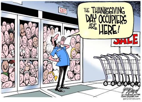 Editorial Cartoons by Gary Varvel - gv2014141127dAPC - 27 November 2014